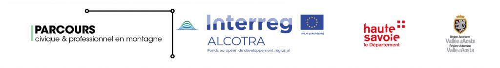 Logo Parcours - Interreg